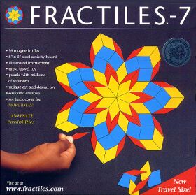 Fractiles 7 travel size
